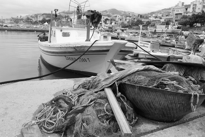 Lebanon's last Fishing Vessel Census was carried out in 2004