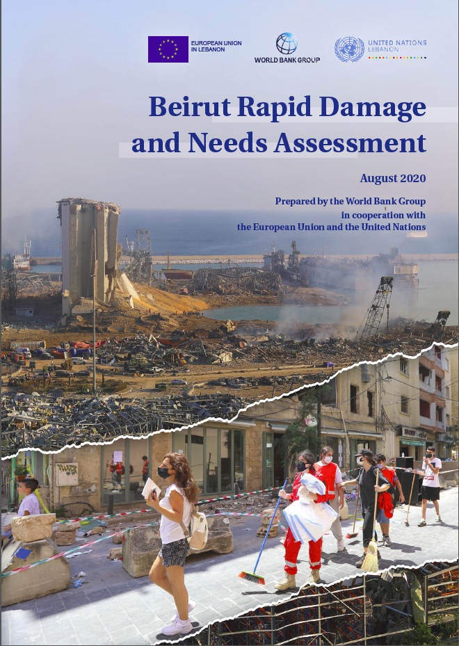 Beirut Rapid Damage and Needs Assessment