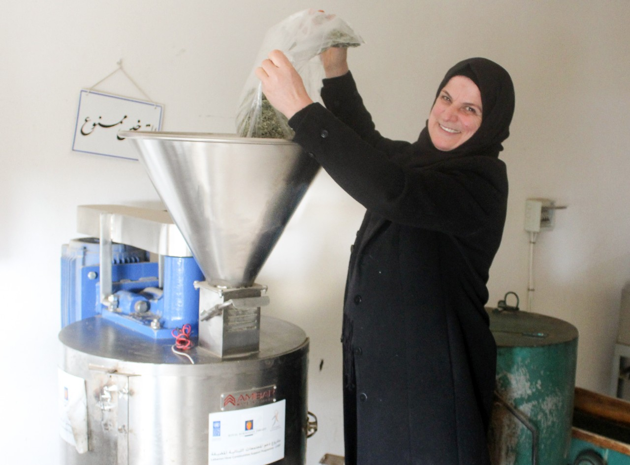 """""""Our goal was to improve quality and save time and effort,"""" says Fatima"""