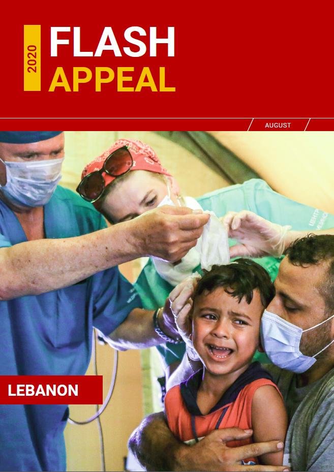 Lebanon Flash Appeal 2020
