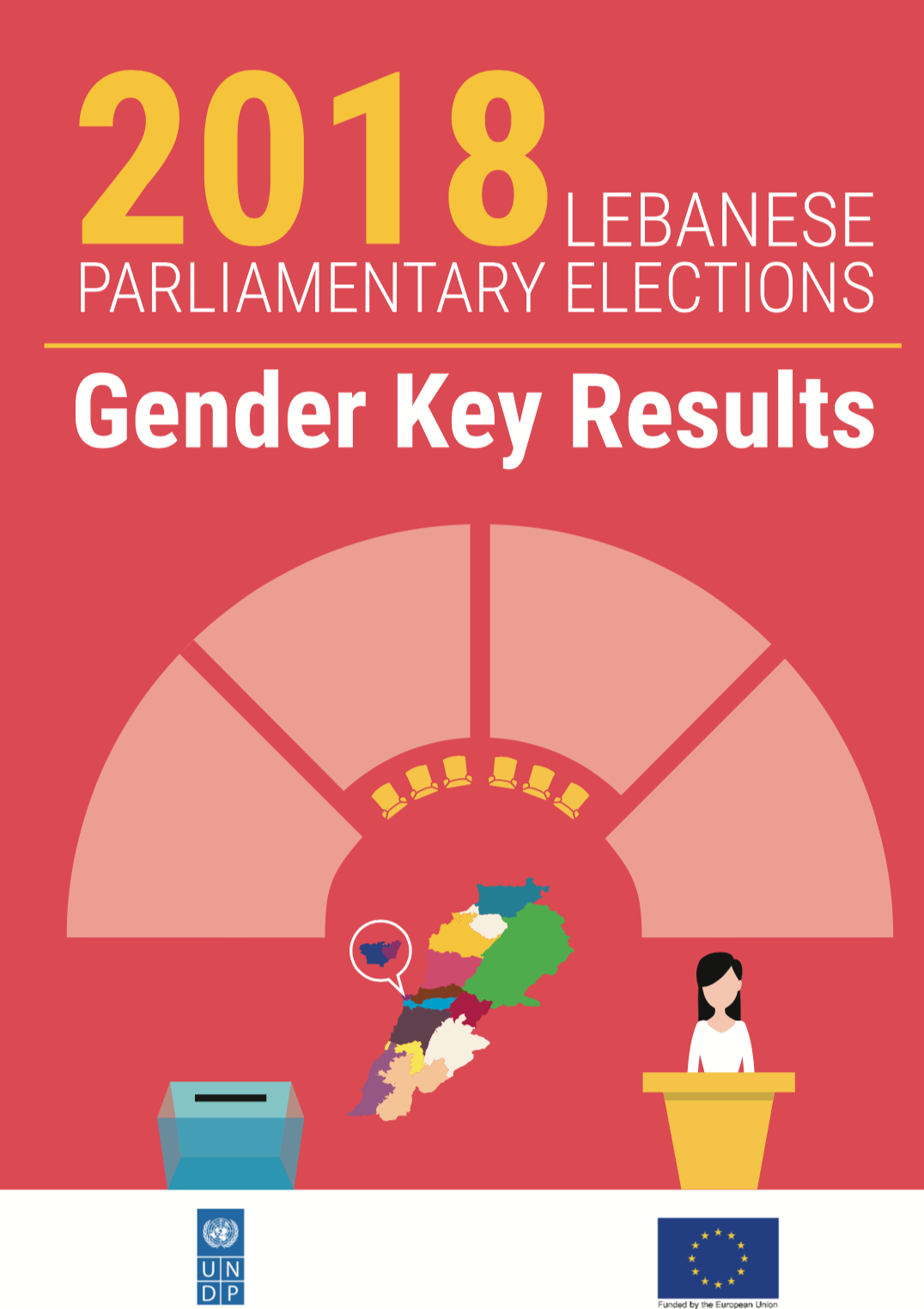2018 Lebanese Parliamentary Elections: Gender Key Results