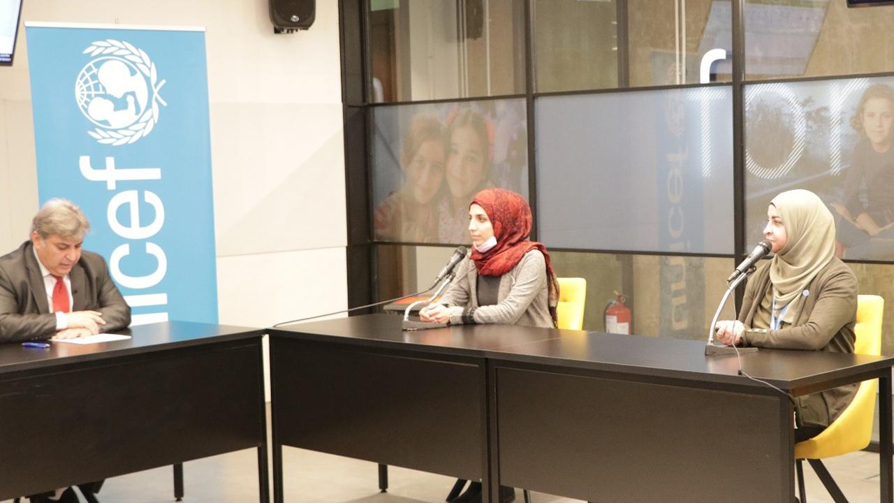 جلسة حوارية مباشرة عبر الفايسبوك مع الشباب اللبناني حول التعليم الزراعي الفني المهني