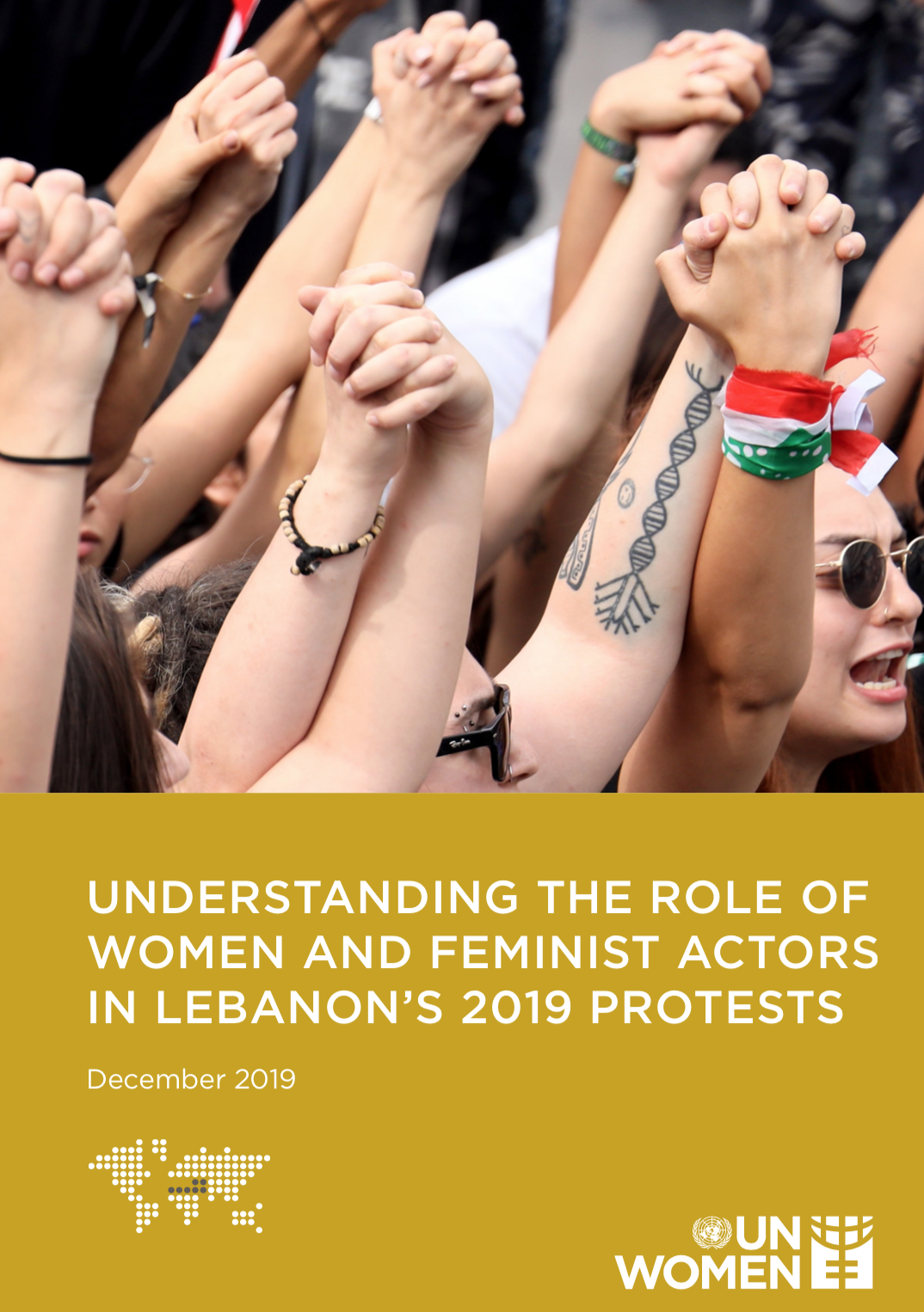 Understanding the Role of Women and Feminist Actors in Lebanon's 2019 Protests