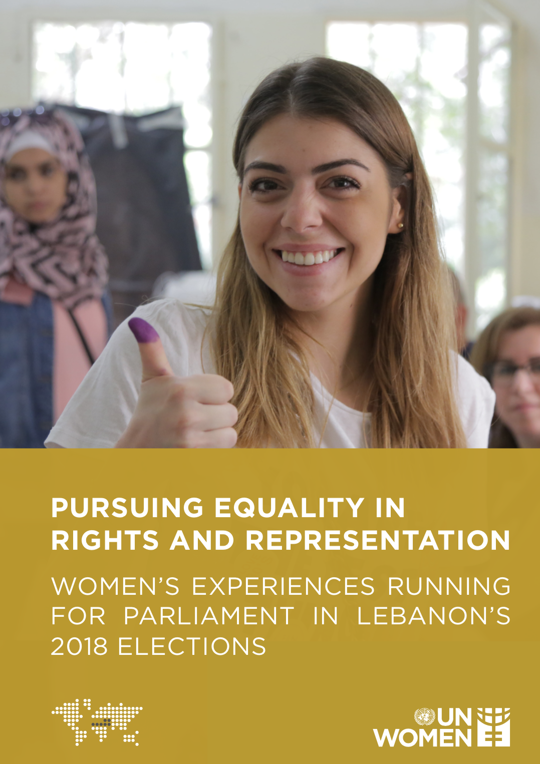 Women's Experiences Running for Parliament in Lebanon's 2018 Elections