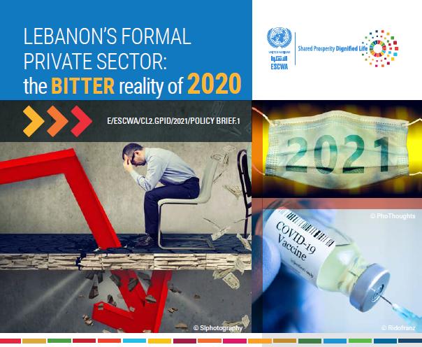 القطاع الخاص النظامي في لبنان: عام 2020 والواقع المرير