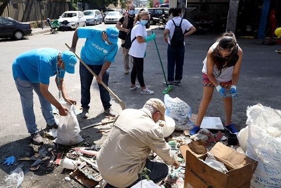 موظفو الأمم المتحدة في لبنان: أنتم لستم وحدكم، ونحن نتشارك معكم هذه المحنة