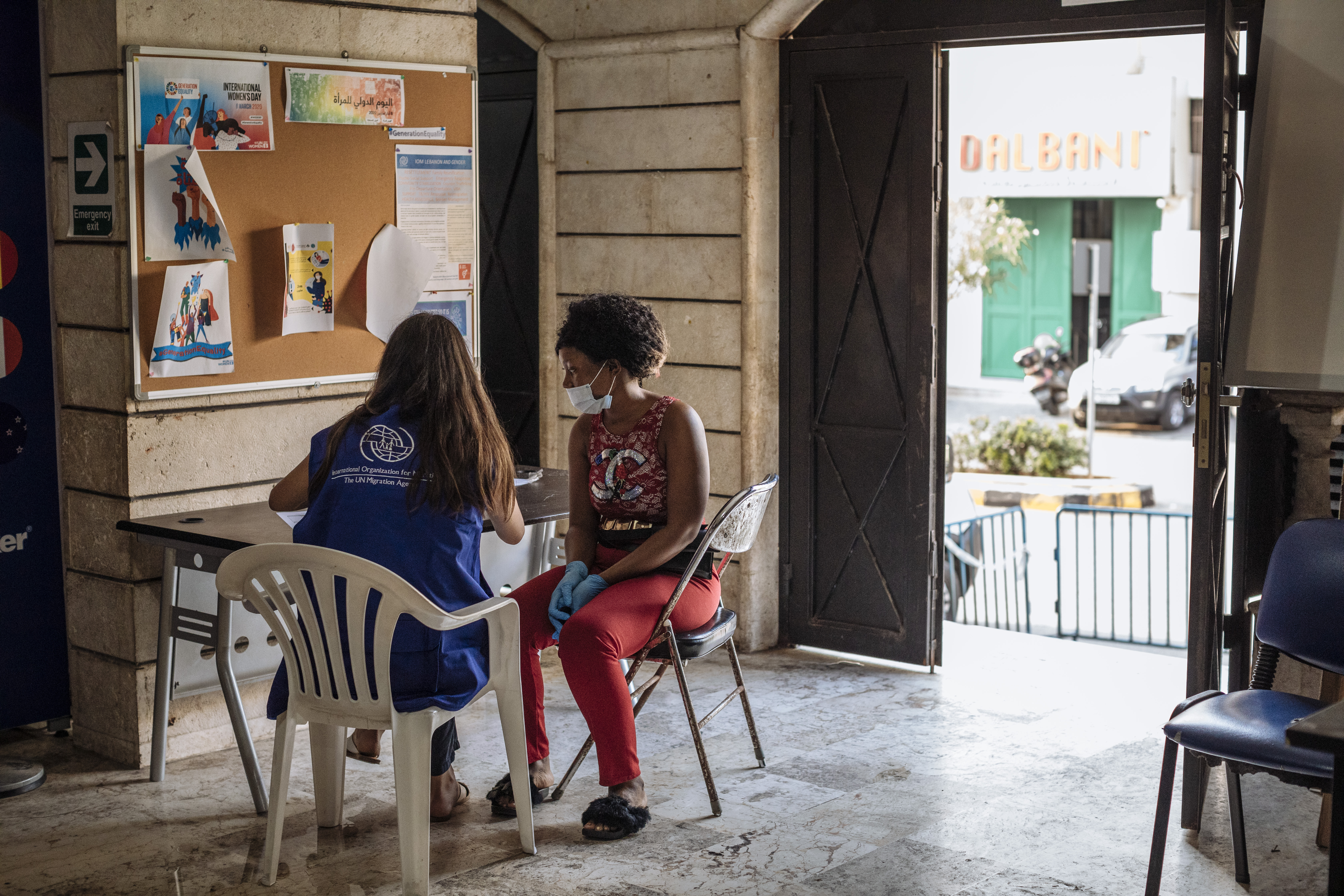 Needs and Vulnerability Assessment of Migrants in Lebanon
