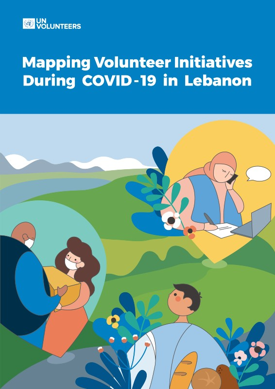 Mapping Volunteer Initiatives during COVID-19 in Lebanon