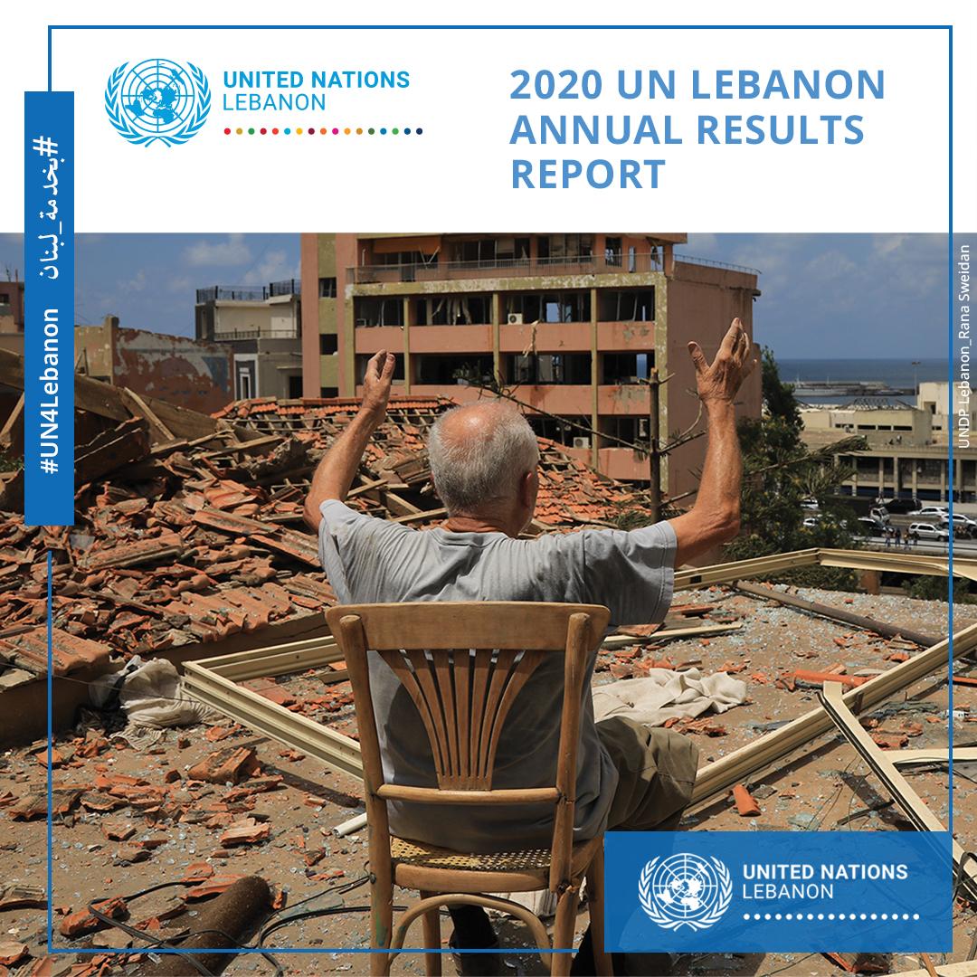 2020 UN Lebanon Annual Results Report