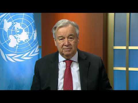 UN Secretary-General's Message on World Health Day_7 April 2020