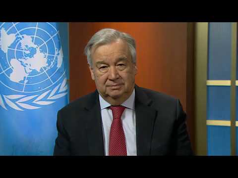 891K subscribers Gender-Based Violence and COVID-19 - UN chief video message