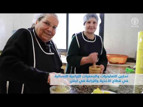 لبنان ومنظمة الأغذية والزراعة 43 سنة من الشراكة