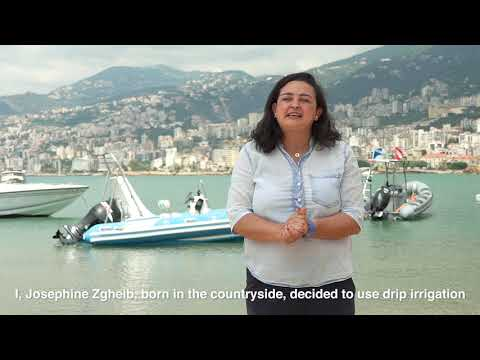 """Take A Step towards achieving SDG 6 in Lebanon """"Clean Water and Sanitization"""""""