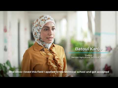 Upgrading the Technical Agriculture Education System in Lebanon