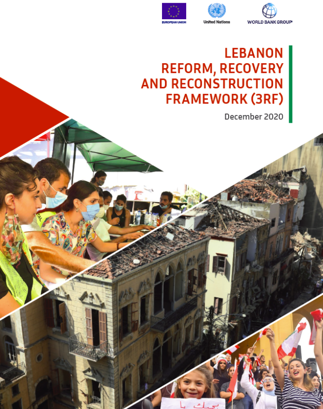 Lebanon Reform, Recovery, and Reconstruction Framework (3RF)