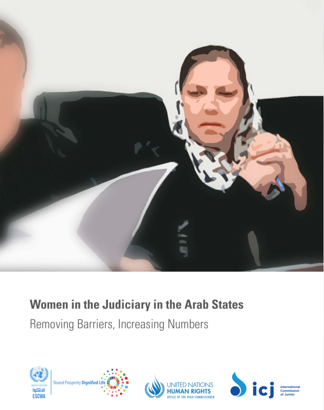 Women in Judiciary in the Arab States