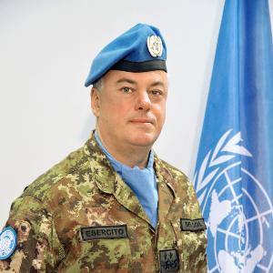 Major General Stefano Del Col (UNIFIL)
